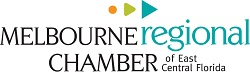 Logo of the Melbourne FLorida Chamber of Commerce